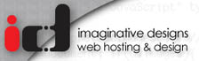 Imaginative Designs website